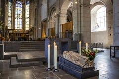 St Matthias opactwa ko?ci?? w odwa?niaku, Niemcy zdjęcie royalty free