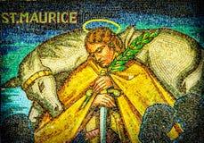 St Mauricio Fotografía de archivo libre de regalías