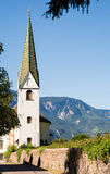 St. Mauritius church in Bolzano Royalty Free Stock Photos
