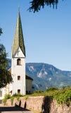 St. Mauritius church in Bolzano Royalty Free Stock Photos