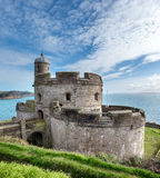 St Mawes Castle Stock Photo