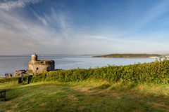 St Mawes Castle, Cornwall -England Royalty Free Stock Photos