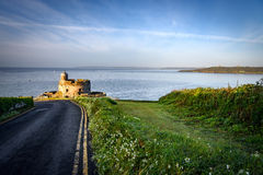 St Mawes Castle, Cornwall England Stock Photo