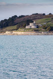 St Mawes castle in Cornwall england uk Royalty Free Stock Photos