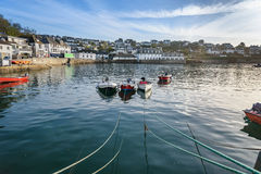 St Mawes, Cornwall, England. Royalty Free Stock Photography