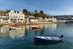 St. Mawes Cornwall, England Großbritannien Lizenzfreie Stockfotos