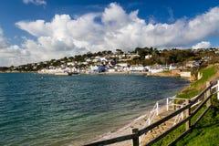 St Mawes Cornwall England Stock Photos