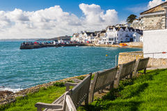 St Mawes Cornwall England Royalty Free Stock Photography