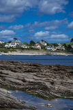 St Mawes, Near Falmouth, Cornwall. Stock Photos