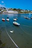 St Mawes, Near Falmouth, Cornwall. Stock Image