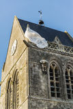St Mere Eglise Stock Photography