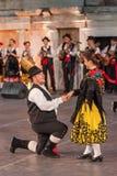 st międzynarodowy festiwal w Plovdiv, Bułgaria Zdjęcie Royalty Free