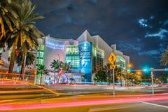 5 St Miami Beach Royalty Free Stock Photos