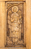 ST Michael ο αρχάγγελος Στοκ Εικόνες