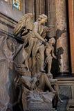 St Michael Arkivbild