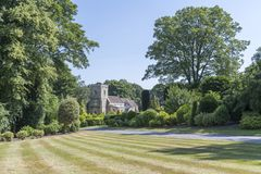 St Michael & All Angels Church, Brodsworth, Doncaster Stock Photography