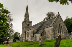 St Michael & All Angels church little bredy Stock Image