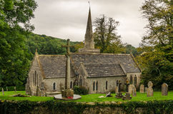 St Michael & All Angels church little bredy Royalty Free Stock Images