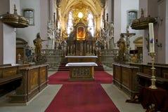 St. Michael Altaar Stock Foto's