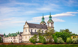 St. Michael Archangel church in Cracow, Poland Royalty Free Stock Images