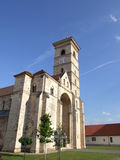 St Michael Cathedral in Alba Iulia Fotografie Stock