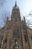St Michael Cathedral i Toronto Fotografering för Bildbyråer