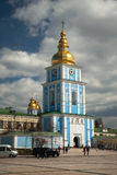 St Michael cathedral in Kiev Stock Photos