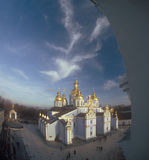 St. Michael cathedral. Kyiv, Ukraine. Royalty Free Stock Photo