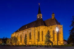 St. Michael Catholic Church Cluj Napoca Royalty Free Stock Images