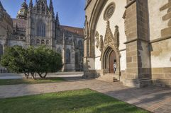 St. Michael Chapel in Kosice royalty free stock photography