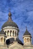 St. Michael Church. In Cluj Napoca city, Romania stock photos