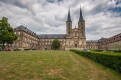 St Michael Church a Bamberga fotografia stock libera da diritti