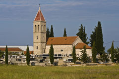 St.Michael church in Drinovci Royalty Free Stock Photo