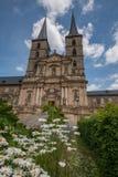 St Michael Church en Bamberg Imagenes de archivo