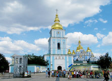 St. Michael church, Kiev, Ukraine Stock Photo