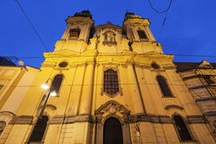 St. Michael Church in Linz Royalty Free Stock Photos
