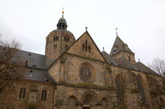 St. Michael Church. Luneburg Royalty Free Stock Photo