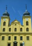 St Michael Church, Osijek, Kroatië Stock Afbeelding