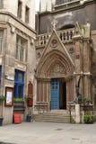 St Michael Cornhill church City London Royalty Free Stock Photography