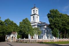 St. Michael de Kerk van de Aartsengel Stock Foto