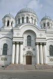 St Michael die Erzengel-Kirche stockbild