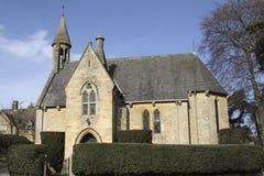 St Michael e toda a igreja Campden largo de Saint Fotos de Stock