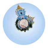 St. Michael Golden-Domed Monastery, Kiev Stock Images