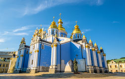 St. Michael Golden-Domed Monastery in Kiew Stockfotografie