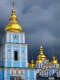 St. Michael Klooster, Kiev de Oekraïne Royalty-vrije Stock Afbeeldingen