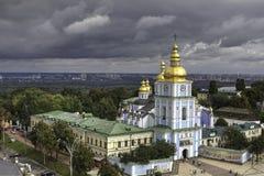 St Michael Kloster in Kiew Lizenzfreies Stockfoto