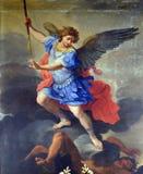 St Michael l'arcangelo Fotografia Stock