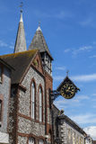 ST Michael--Lewes στο ανατολικό Σάσσεξ Στοκ Φωτογραφίες