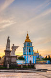 St. Michael monastery in Kiev, Ukraine Royalty Free Stock Images