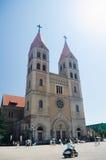 st michael s собора Стоковое Фото